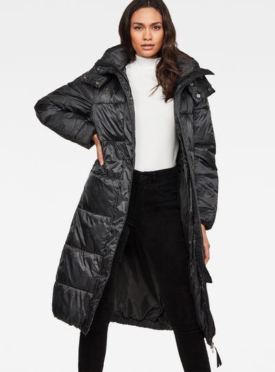 Strett-s Ann Boyfriend Camo Long Jacket
