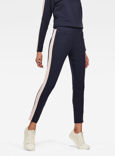 D-Staq Stripe Sweatpants