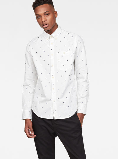 8f25d2219f Core Button Down 1 Pocket Slim Shirt ...