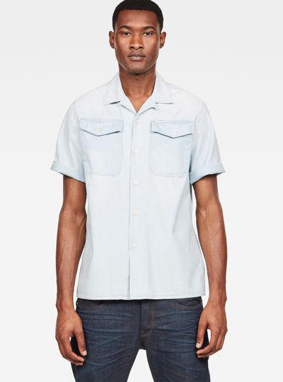 Bristum Utility Straight Shirt