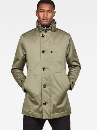 Garber Padded Trench