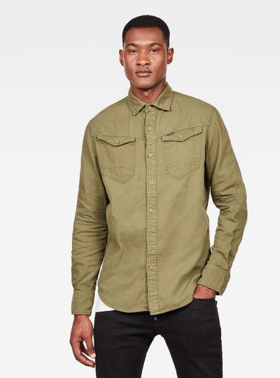 954b1785f4 Camisa Arc 3D Slim ...