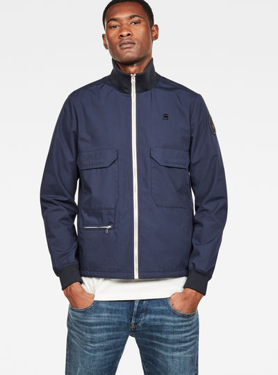 MAXRAW I XPO Badge Overshirt
