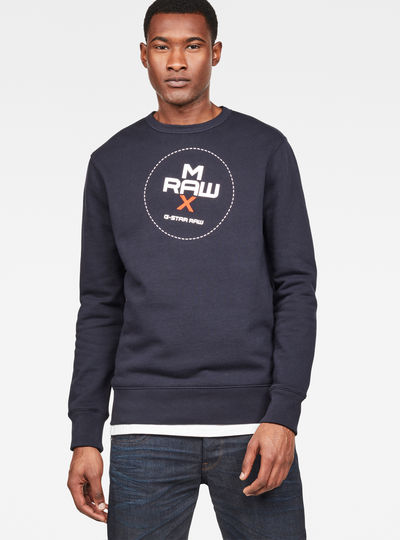 MAXRAW I Core Sweater