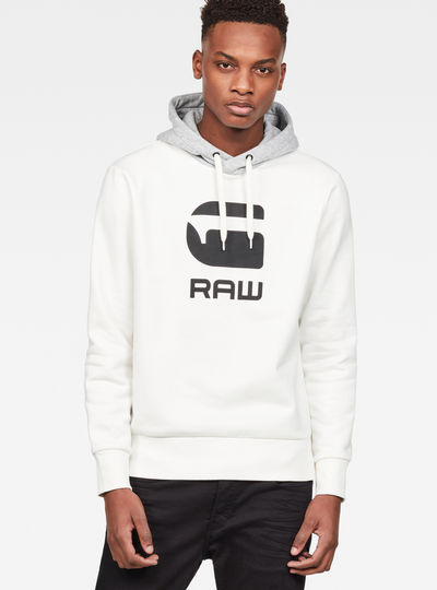 Graphic 82 Core Hooded Sweat