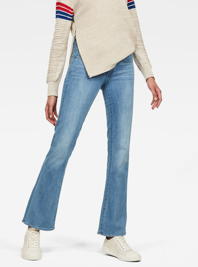 3301 Skinny Bootcut Jeans