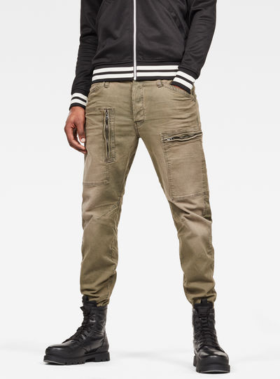 Powel 3D Straight Tapered Jeans