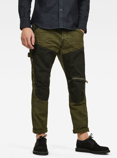 5620 Workwear 3D Straight Trousers