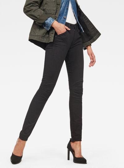 5622 High Waist Skinny Jeans