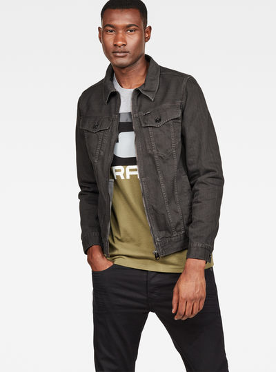 3301 Zip Slim Jacket