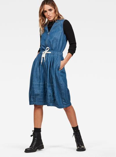Parachute Sleeveless Dress