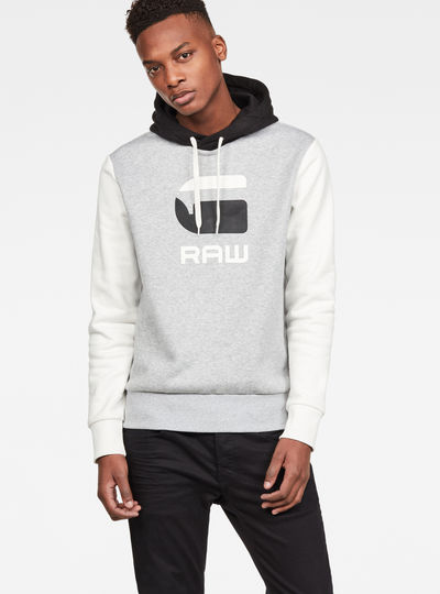 Graphic 19 Core Hooded Sweat