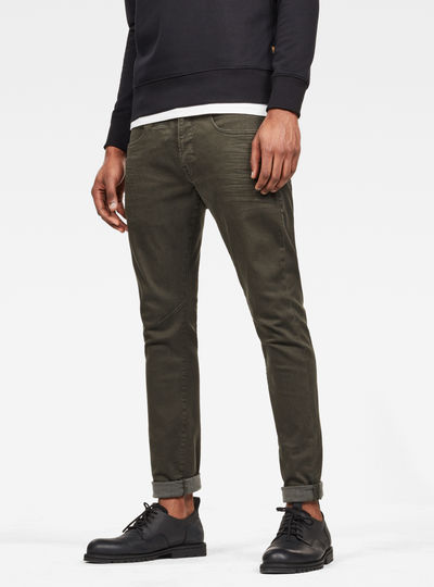 D-Staq 5-Pocket Skinny Colored Jeans
