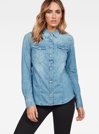 Tacoma Straight Shirt