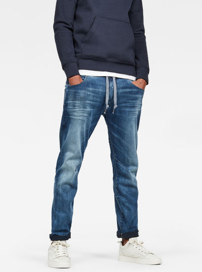 Arc 3D Sport Straight Tapered Jeans