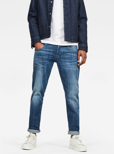 Radar Straight Tapered Jeans