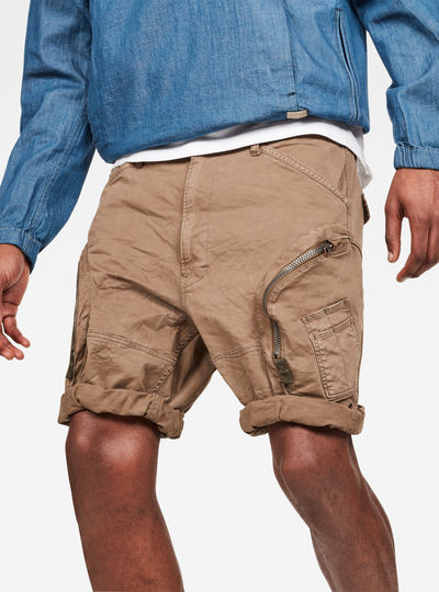 Rovic Airforce Relaxed Short