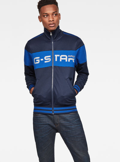 5f742404aaea Alchesai Slim Tracktop Sweat Sustainable