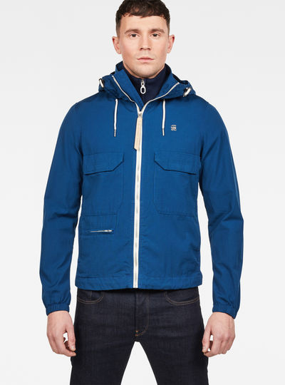 Xpo Hooded Overshirt