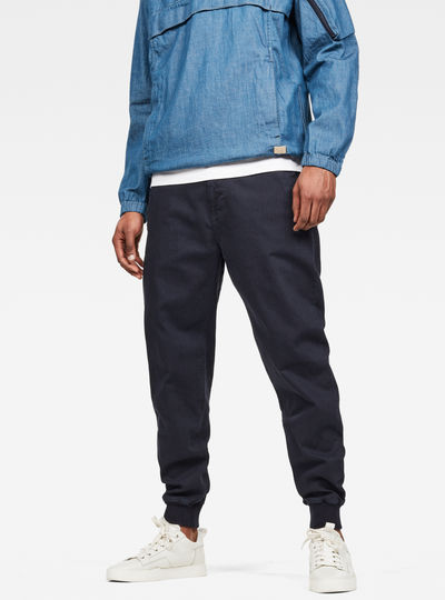 Bronson Straight Tapered Trousers