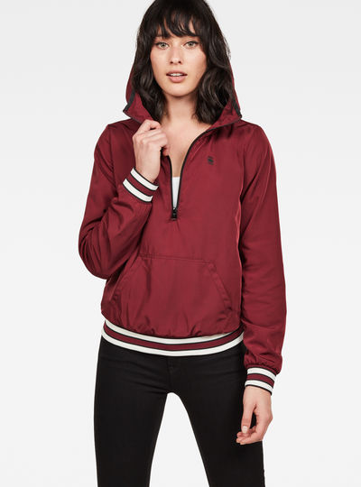 Strett Hooded Slim Anorak