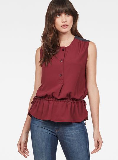 Crusader Sleeveless Shirt