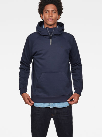 Cadet Strett Hooded Sweater