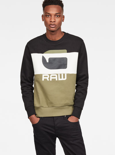 Graphic 17 Core Sweater