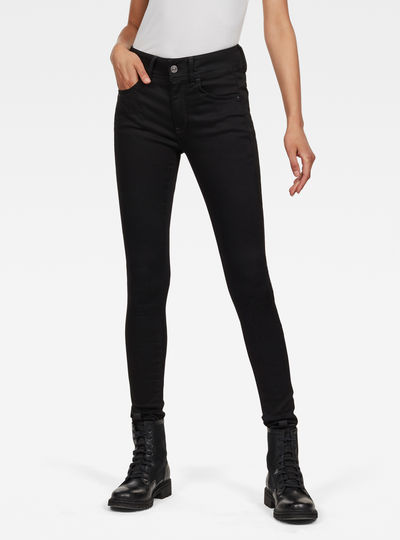 Lynn High Super Skinny Jeans