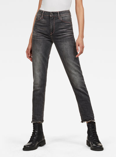 3301 RP High Straight Ankle Jeans