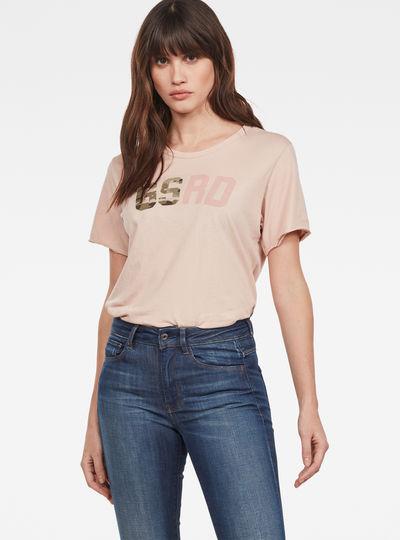 Camiseta Graphic 9 Cairn Loose