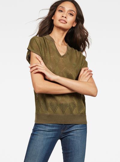 Pointelle Shirt