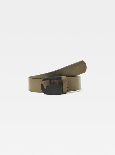 Rikku Logo Pin Belt