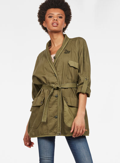 Beryl Overcoat Jacket