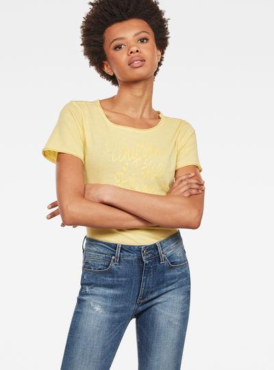 Graphic 18 Mysid Slim T-Shirt