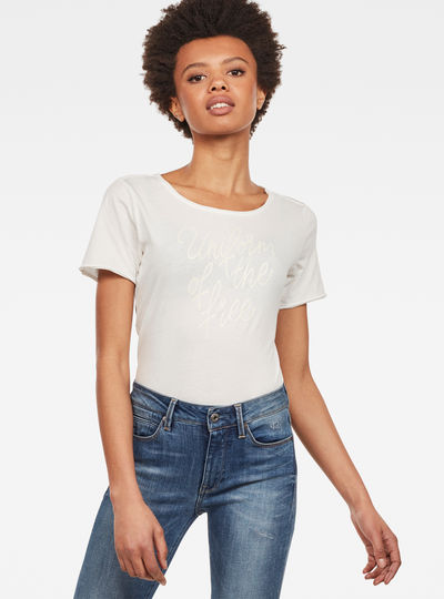 T-shirt Graphic 18 Mysid Slim