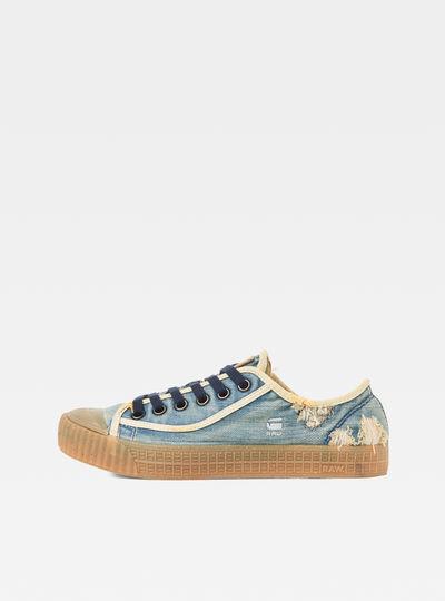 Rovulc 50 Years Denim Low Sneakers