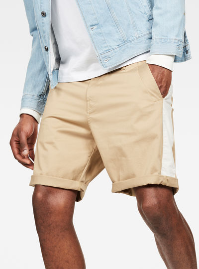 Bronson Moto Straight Shorts