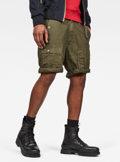 Axler Relaxed Shorts