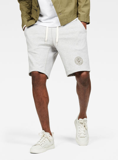 Bolt Relaxed Sweat Shorts