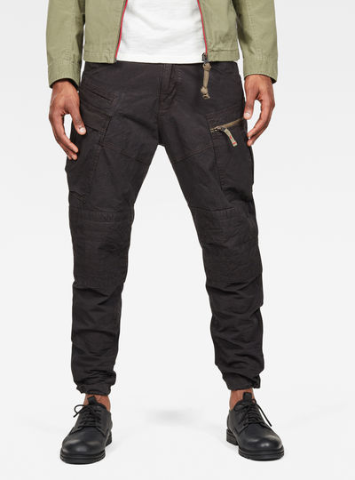 Devol Straight Tapered Pants