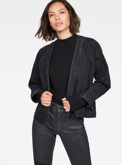Wrap Overshirt