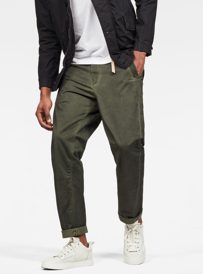 Bronson Straight Tapered Pants