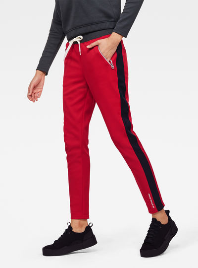 Stripe Slim Track Sweatpants