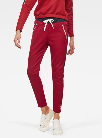 Stripe Slim Track Sweatpants
