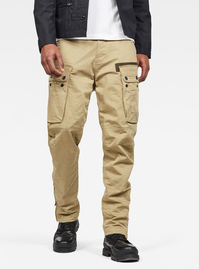 Dustor Straight Tapered Pants