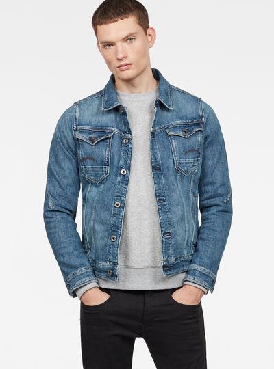 MAXRAW I Arc 3D Slim Jacket