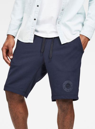 Bolt Relaxed Sweatshort