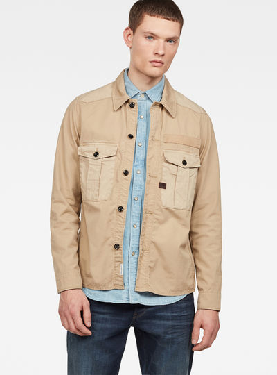 Bromid Utility Straight Shirt