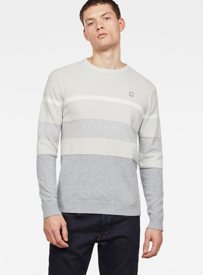 Core Stripe Knit